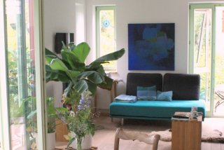 Pflanzen im Wohnraum