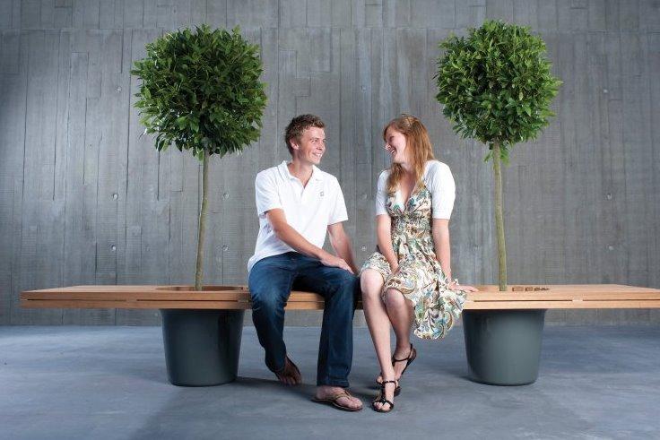l mmeln unter palmen gr nes design f r den wohnraum pflanzen f r menschen. Black Bedroom Furniture Sets. Home Design Ideas