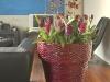 Hyazinthen und Tulpen